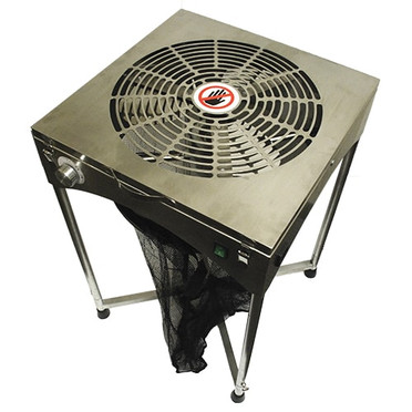 18 TableTop Stand Motor Driven Trimmer - Stainless