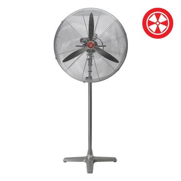 26 F5 Industrial Oscillating Pedestal Stand Fan