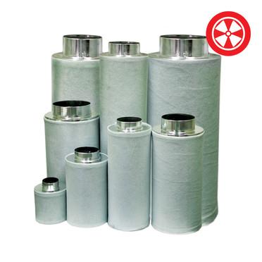 4x8 Funk Filter Carbon Air Filter
