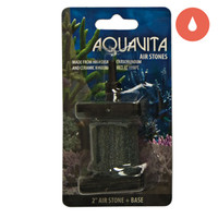 AquaVita 2 Cylinder Air Stone w/ Base