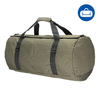 AWOL XL DAILY Quilted Duffle Bag Green