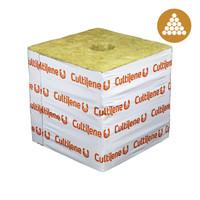 Cultilene 4x4x4 Rockwool Block 144 pieces per case