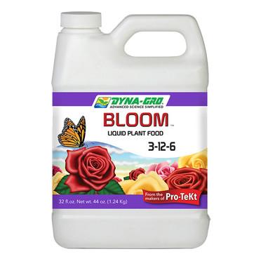 Dyna-Gro Bloom 3-12-6 Plant Food 1 Qt
