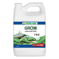 Dyna-Gro Grow 7-9-5 Plant Food 1 Gal
