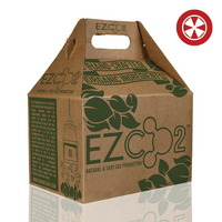 EZ Co2 Delay Activated Co2 Producing Mushroom Bag