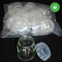 Snap-on Lids for Tissue Culture Jars