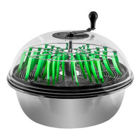 18 Bowl Trimmer w/ Clear Top