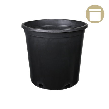 2 Gal Injection Molded Pot