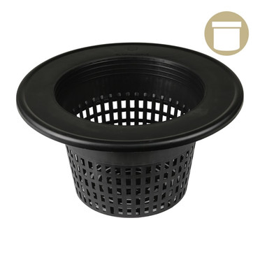 6 Mesh Pot Bucket Lid