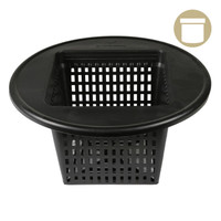 6 Square Mesh Pot Bucket Lid