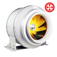 12 F5 Industrial In-Line Fan