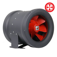 12 F5 In-Line Fan