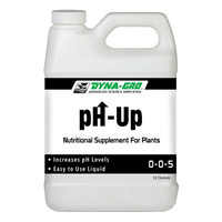Dyna-Gro pH-Up 1 Qt
