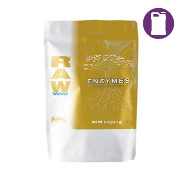 NPK RAW Enzymes 2oz