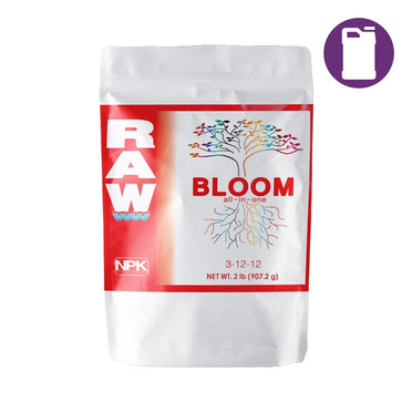 NPK Raw Bloom 2lb