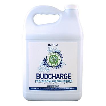 Supreme Growers BudCharge 1gal