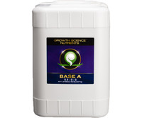 Growth Science Growth Science Base A 6 gal GSCBA6G