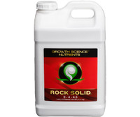 Growth Science Growth Science Rock Solid 2.5 gal GSCRS2.5G