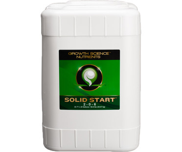 Growth Science Growth Science Solid Start 6 gal GSCSS6G