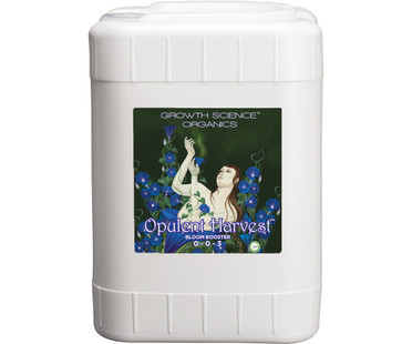 Growth Science Growth Science Opulent Harvest 6 gal GSOOH6G