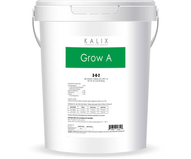 Kalix Kalix Grow A 5 gal Soluble KX1400