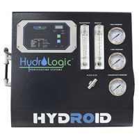 Hydro-Logic HYDROID - Compact Commercial Reverse Osmosis System - Up to 5,000 GPD w/ onboard pre-filtration