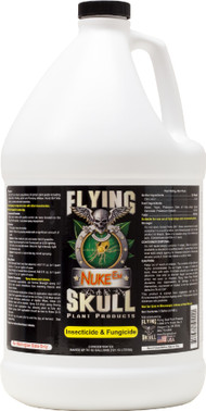 Flying Skull Nuke Em, Washington Label, 1 Gallon FS832W