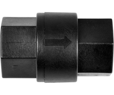 Dosatron 3/4in Check Valve - Poly Hastelloy DS34CVPH