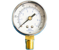 Dosatron 3/4in Pressure Guage DS34PG
