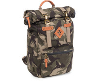 Revelry Supply Drifter, Camo Brown, Rolltop Backpack RV70080