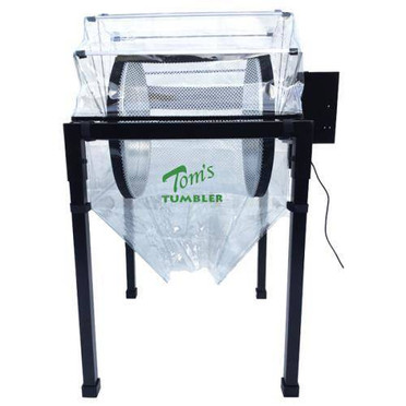 Toms Tumbler TTT 2200 Commercial System - Trimmer/Pollen Extractor/Dry Sifter 2 Boxes
