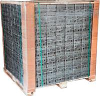 Grodan Grodan Pro Hugo, 6x6x5.8 loose on pallet, 512 blocks RWP259643