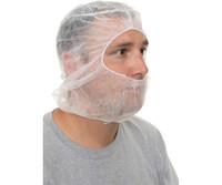 International Enviroguard Ninja Hood Polypropylene Face and Head Cover 1000/cs EG81010