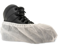 International Enviroguard White FirmGrip Shoe Cover, One Size 300/cs EG82010