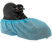 International Enviroguard Blue FirmGrip Shoe Cover, One Size 300/cs EG82030