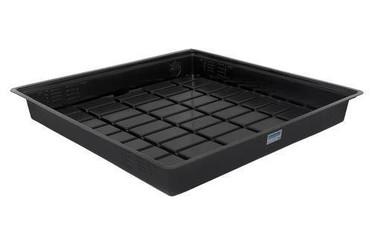 Duralastics ID Tray 4 ft x 4 ft - Black