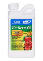 Monterey Lawn and Garden Products 70percent Neem Oil, Pt MBR6127