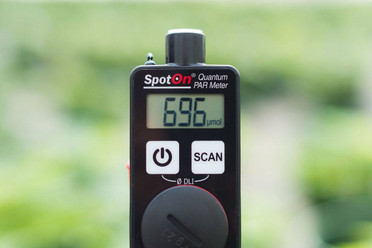 Spot On® Quantum PAR Light Meter