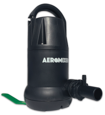 Aeromixer - Mix & Aerate Nutrients Quickly, Easily & Professionally