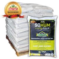 Dealzer SoHum Living Soil Potting Mix 90 Cubic Feet