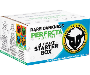 Rare Dankness Nutrients Rare Dankness Nutrients Starter Box RDNSTARBOX