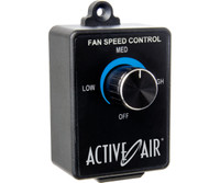 Active Air Active Air Duct Fan Speed Adjuster ACSC2