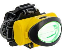 Active Eye Active Eye Green LED Headlamp AELH2