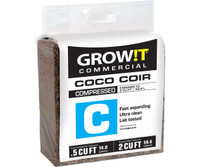 GROWT GROWT Commercial Coco, 5kg bale GMGP5KG