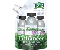 TNB Naturals Refill Pack for The Enhancer CO2 canister TNBCO2REF