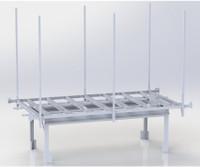 Active Aqua Rolling Bench Trellis Support Kit AARBTS1