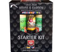 House and Garden House and Garden Aqua Flakes -- Starter Kit HGAFSTRT