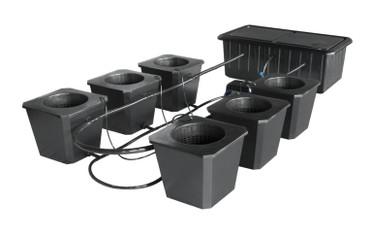 Dealzer 6 Plant Bubble Flow Buckets