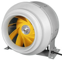 Dealzer 12 F5 Industrial High output In Line Fan - 2320 CFM