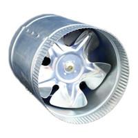 Dealzer 8 Booster In-Line Duct Fan